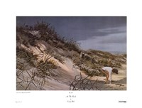 "At The Beach by Carolyn Blish - 23"" x 18"""