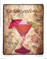 """Cosmopolitan by Judy Mandolf - 9"""" x 12"""""""