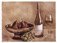 Fruit And Wine II Fine Art Print