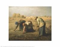 Gleaners Fine Art Print