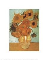 Sunflowers No 2 Fine Art Print