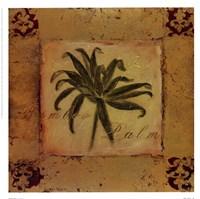 Bamboo Palm Fine Art Print