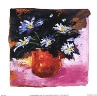 Bright Florals Fine Art Print