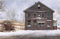 """General Store by David Knowlton - 36"""" x 24"""""""