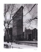 "Flat Iron Building by Christopher Bliss - 22"" x 28"" - $25.99"