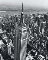 "Empire State Building by Christopher Bliss - 40"" x 60"", FulcrumGallery.com brand"