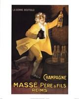 Masse Pere Fils Fine Art Print