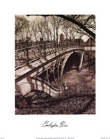 "Central Park Bridges III by Christopher Bliss - 11"" x 14"" - $10.99"