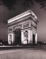 "Arc de Triomphe by Christopher Bliss - 22"" x 28"""