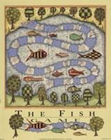 Fish Game Fine Art Print