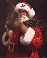 Spirit of Santa Fine Art Print
