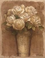 Flowers at Market Fine Art Print