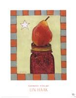 "Raspberry Starlight by Lin Haak - 11"" x 14"""