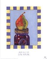 Grape Jelly Jive Fine Art Print