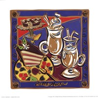 Caffe Mocha Fine Art Print