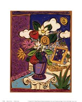 """Garden of the Sun by Mary Graves - 8"""" x 10"""" - $9.49"""