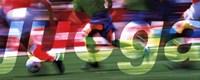 Juega-Futbol (Spanish) Fine Art Print