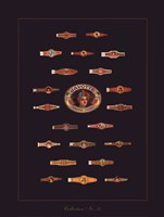 Cigar Band No34 Fine Art Print