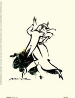 Tango Bliss Fine Art Print