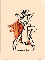 Tango Argentina Fine Art Print