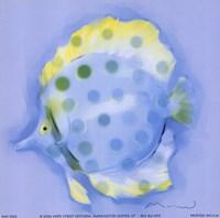 Spotted Fish Fine Art Print