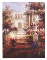 Le Jardin De Printemps I Fine Art Print