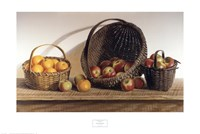 Apples and Oranges Fine Art Print