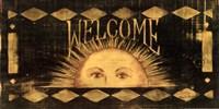 "Welcome Sun by Grace Pullen - 20"" x 10"""