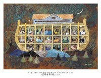 Story of Noah's Ark Fine Art Print
