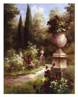 Secret Garden Path Fine Art Print