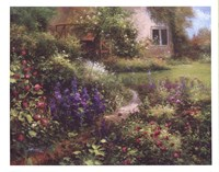 The Secret Garden Fine Art Print