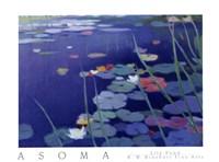 Lily Pond Fine Art Print