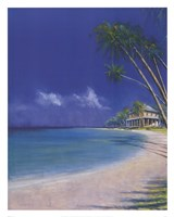 "Bahama Cove by Fred Fieber - 24"" x 30"""