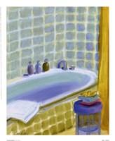 Porcelain Bath ll Fine Art Print