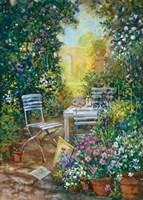 Artist's Corner Fine Art Print