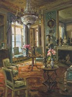 The Drawing Room Fine Art Print