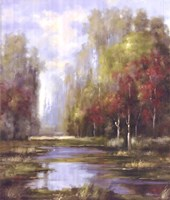 Placid Waters Fine Art Print