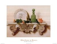 Rhythms & Roses Fine Art Print
