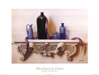 Rhythms & Glass Fine Art Print