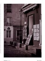 Montmartre Fine Art Print