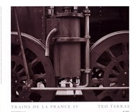 Trains De La France IV Fine Art Print