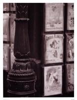 Montmartre Art Framed Print