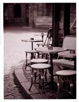 Cafe De Paix Fine Art Print