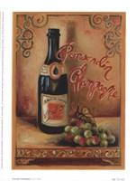 Ponsardin Champagne Fine Art Print
