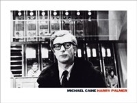 Michael Caine, Harry Palmer Fine Art Print