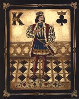 Harlequin King - Mini Fine Art Print