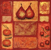 """Cuisine I by Mali Nave - 12"""" x 12"""""""