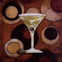 Martini Cocktail Fine Art Print