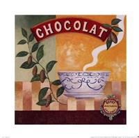 Chocolat Fine Art Print
