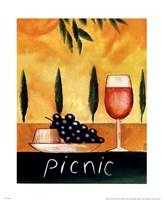 Picnic Fine Art Print